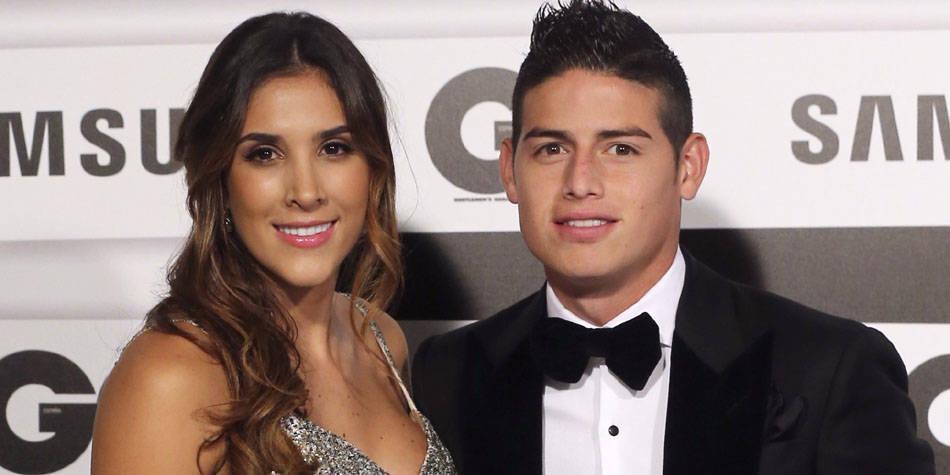 ¡Sorpresa! El nuevo capítulo de James Rodríguez y Daniela Ospina