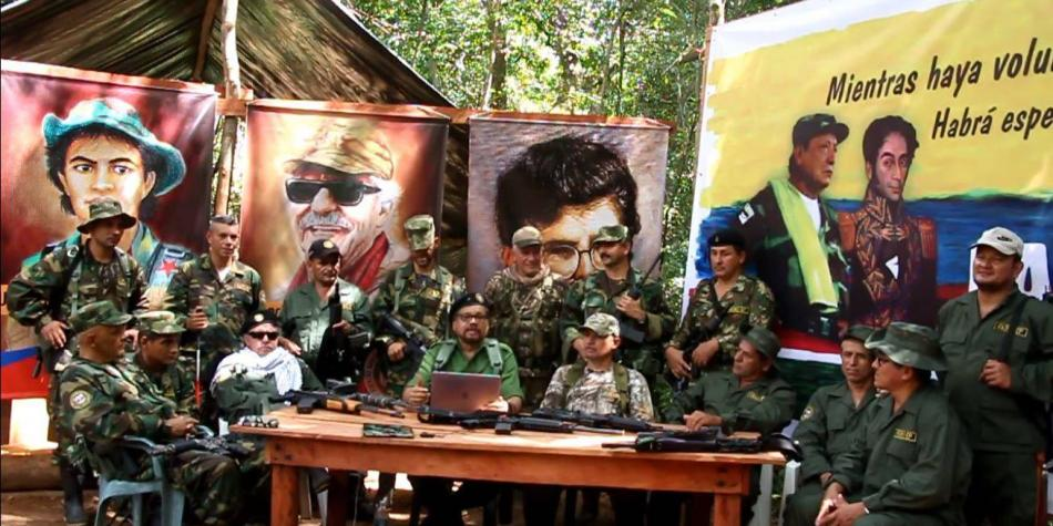 Captura nuevo video Iván Márquez