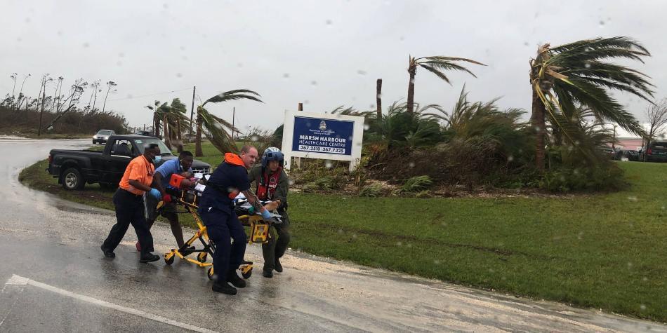 Florida espera el huracán Dorian y Bahamas inicia la reconstrucción