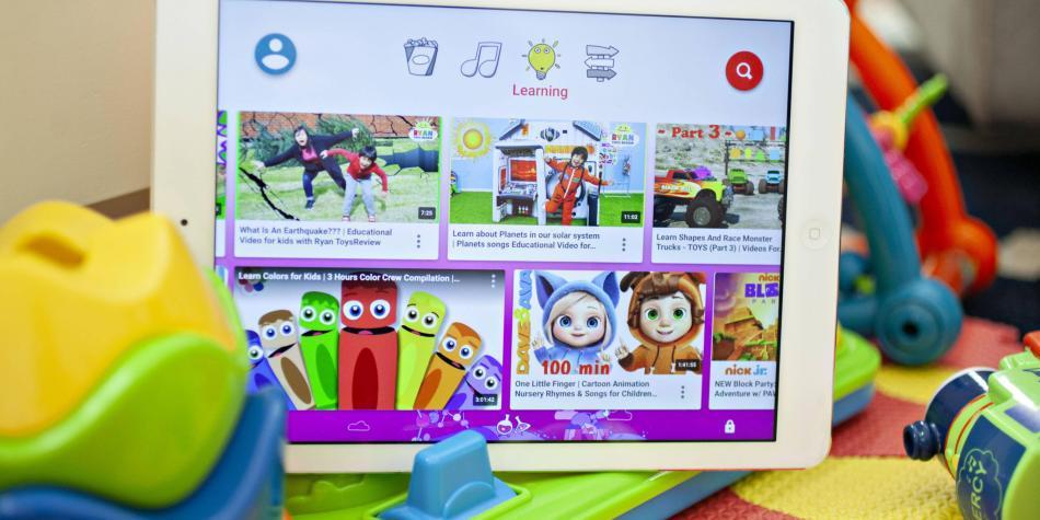 YouTube Kids: Google lanza su plataforma para niños en Centroamérica
