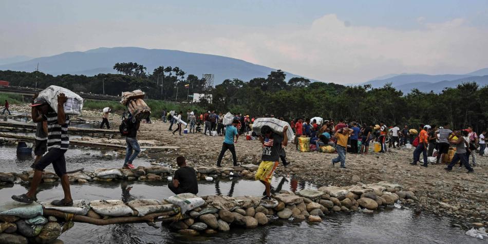 Al otro lado de la frontera: así es la aguda crisis del Estado Táchira