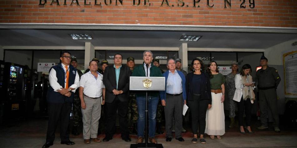 Aumentan recompensa por 'Mayinbú' y 'Marlon' a 1.000 millones de pesos