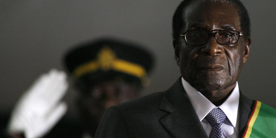Robert Mugabe, de héroe nacional a eterno dictador en Zimbabue