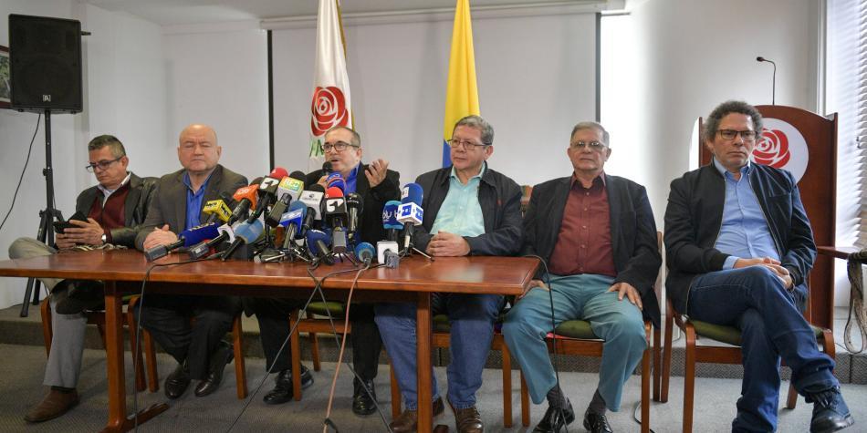 La respuesta de la Farc a la Mininterior por el acuerdo de paz