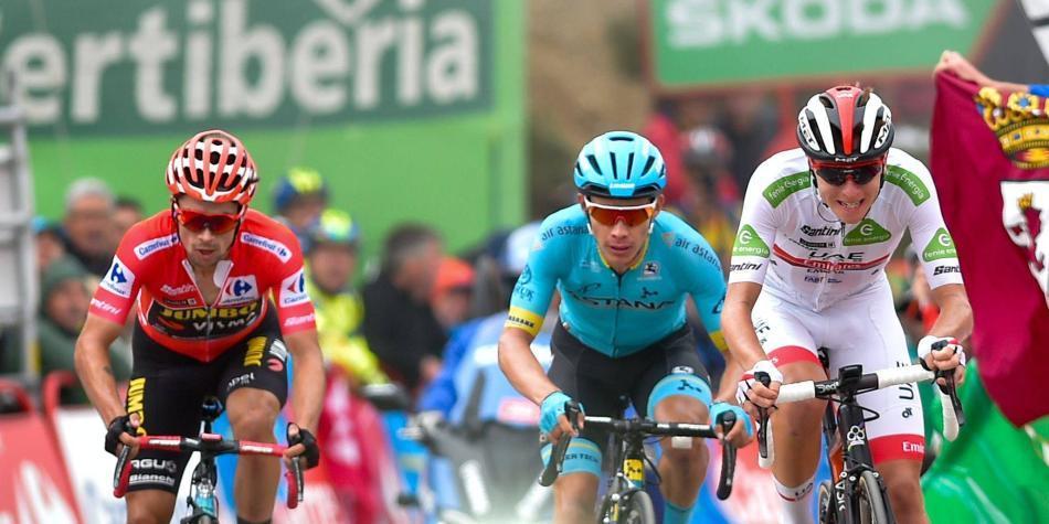 Reviva lo mejor de la segunda semana de la Vuelta a España