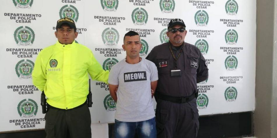 Capturan a presunto asesino del pediatra Alberto 'Tico' Aroca