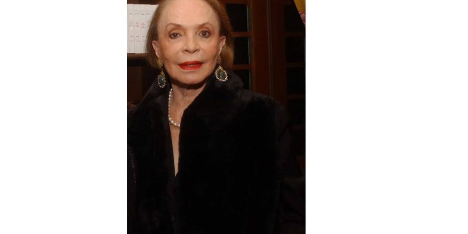 Falleció la dirigente conservadora Olga Duque de Ospina