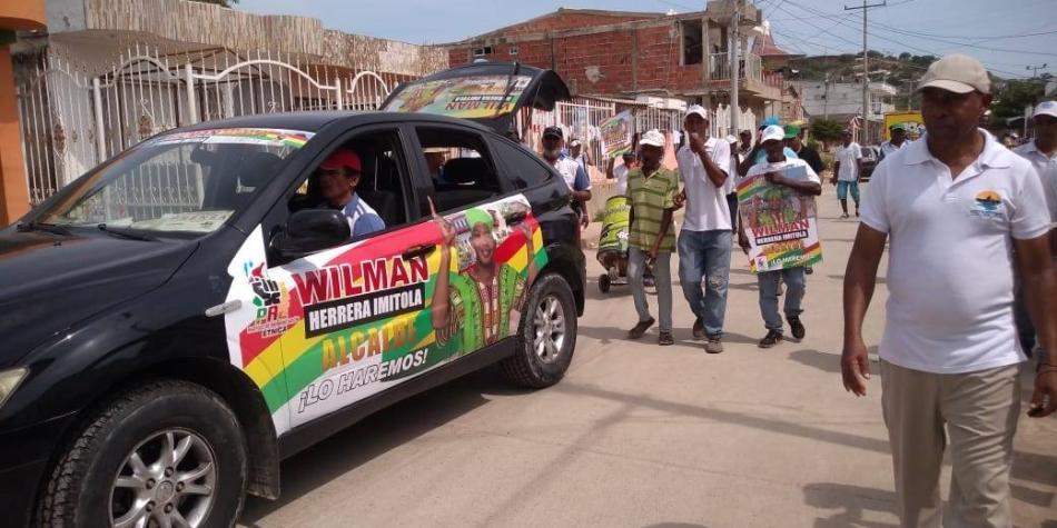 Multan a candidato a Alcaldía de Cartagena por contaminación auditiva