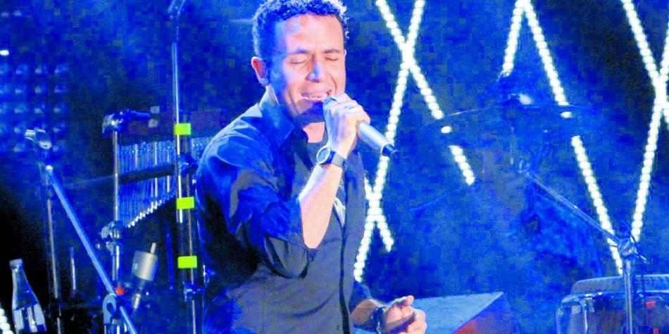 'Lo mejor que me puede pasar es tocar en Bogotá': Fonseca
