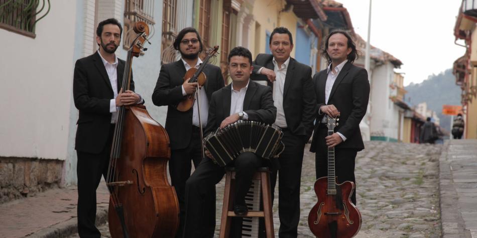 'Quinteto con voz', un disco que se grabará en compañía del público