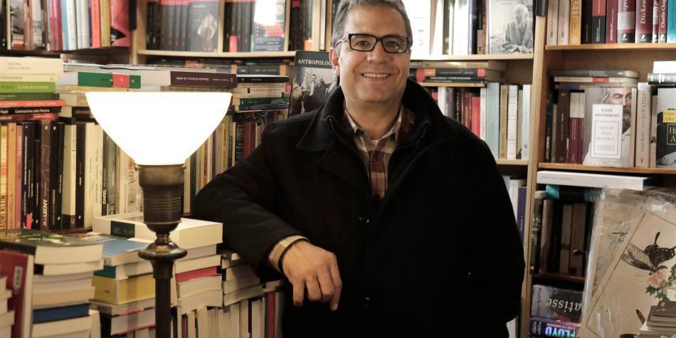 'Los efectos del cine son maravillosos en la literatura'