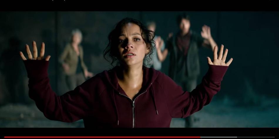 Así brilla Natalia Reyes en el nuevo adelanto de 'Terminator'