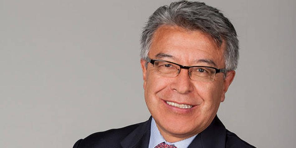 Carlos Sánchez Gaitán, nuevo rector de la U. Jorge Tadeo Lozano