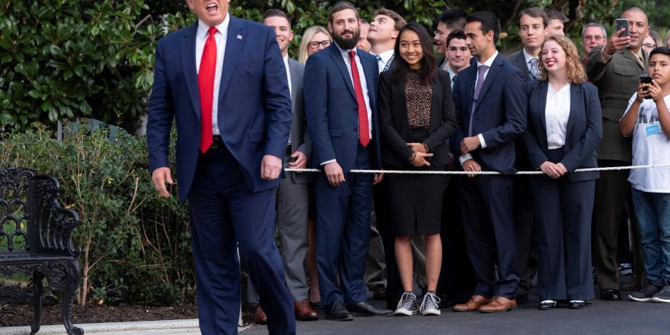 Pese a 'Ucraniagate', Trump ahora pide a China investigar a los Biden