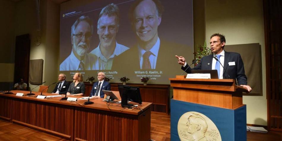 Resultado de imagen para premio nobel de medicina 2019