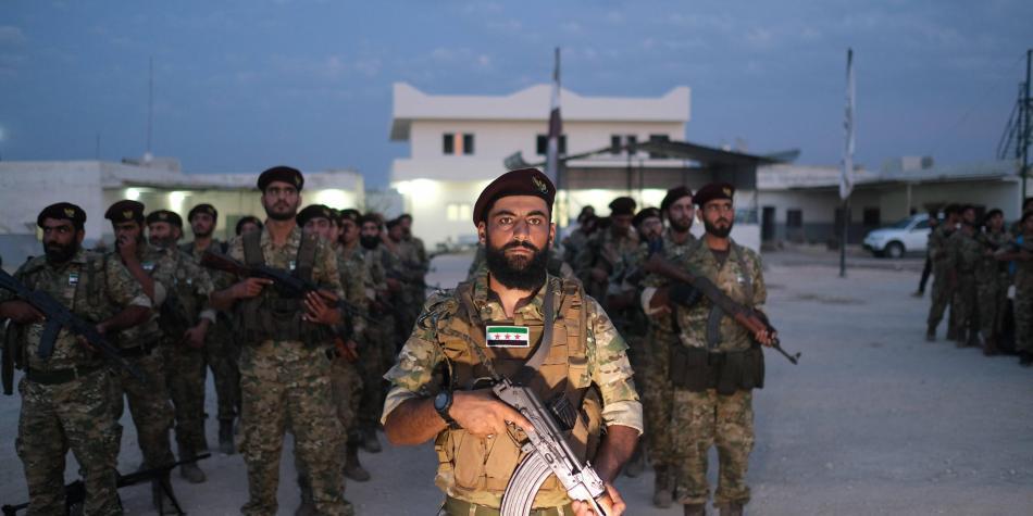 Turquía no dará a los kurdos ni un minuto extra de tregua en Siria