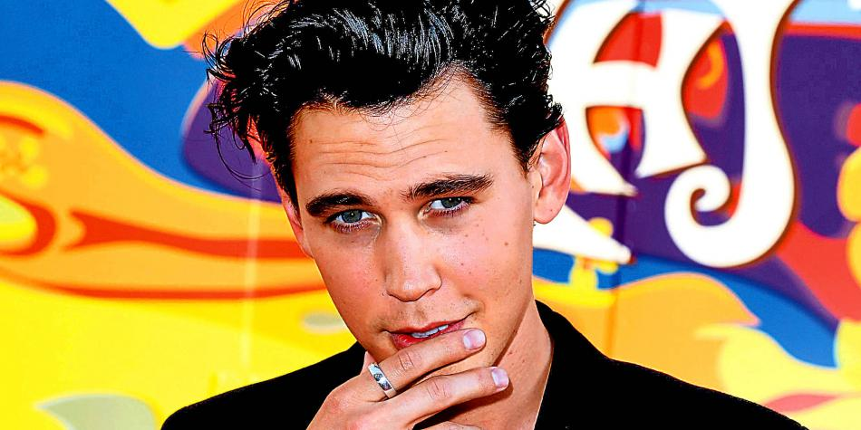 Él es Austin Butler, el nuevo Elvis Presley