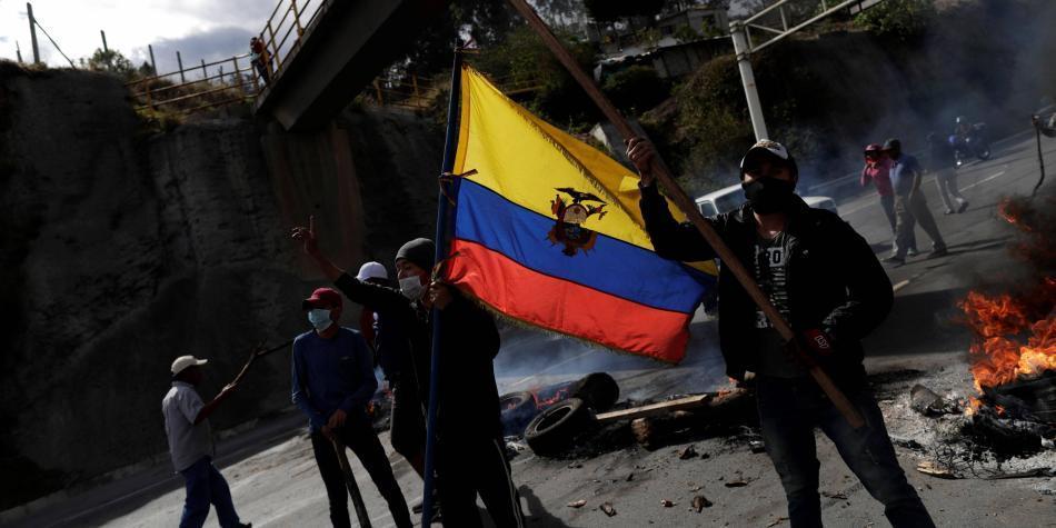 Primer diálogo entre Gobierno de Ecuador e indígenas será este domingo
