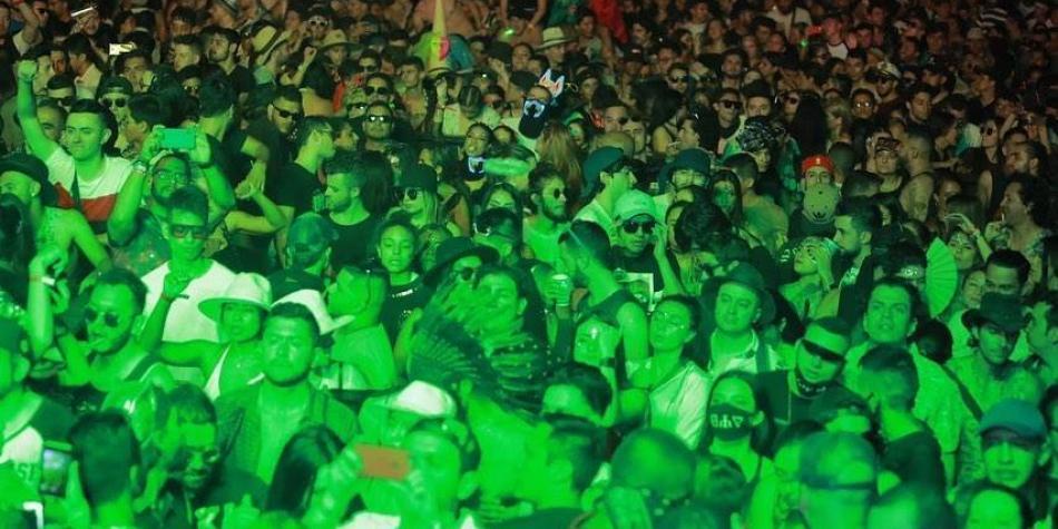 Universitario falleció en festival de música electrónica de la Tatacoa