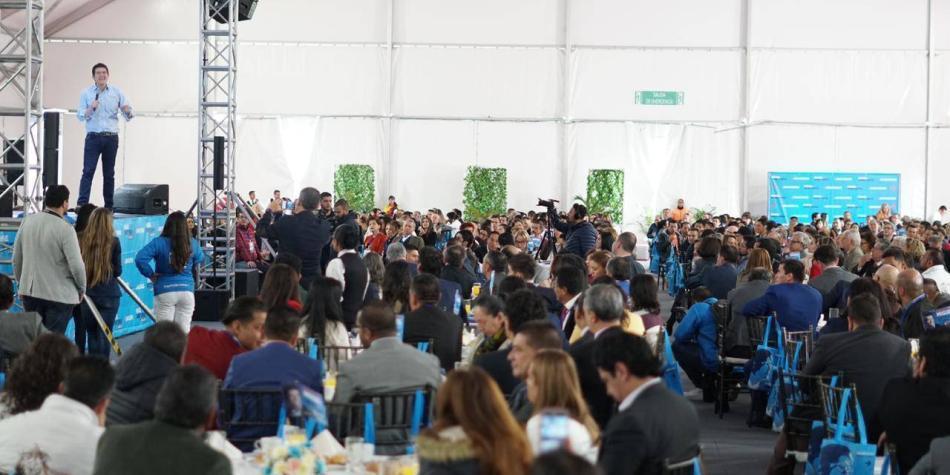 Apoyo histórico de iglesias cristianas de Bogotá a Miguel Uribe Turbay