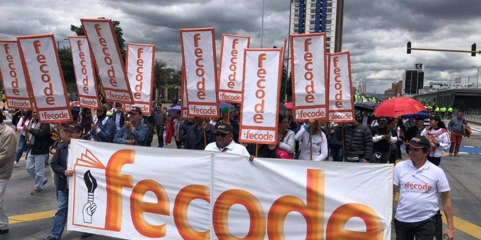 En vivo: Estudiantes se toman edificio de la Universidad Distrital