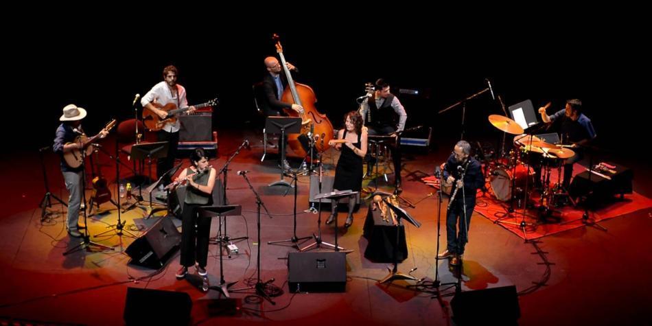 Jazz y folclor con Aca Seca Trío y el Colectivo Colombia