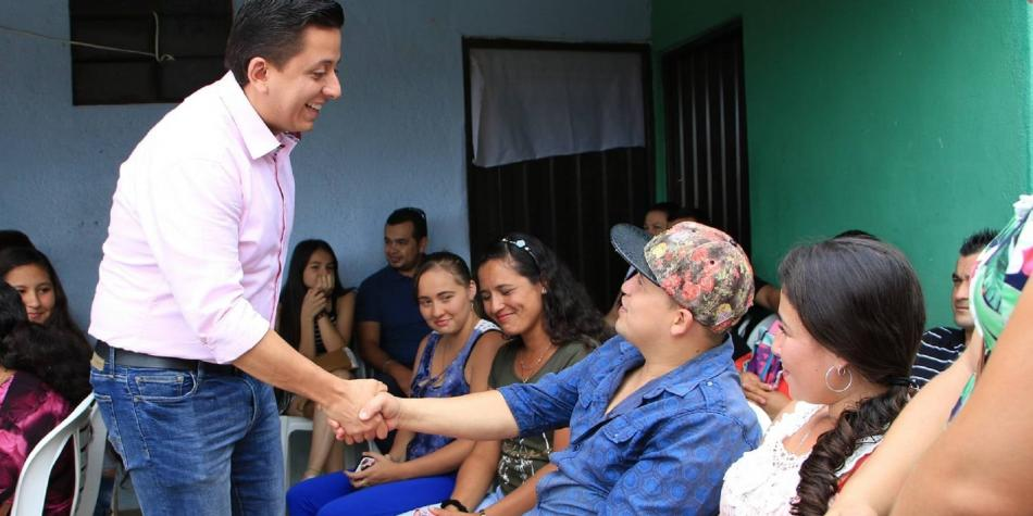 'Marca Floridablanca, obra cumbre': Miguel Moreno