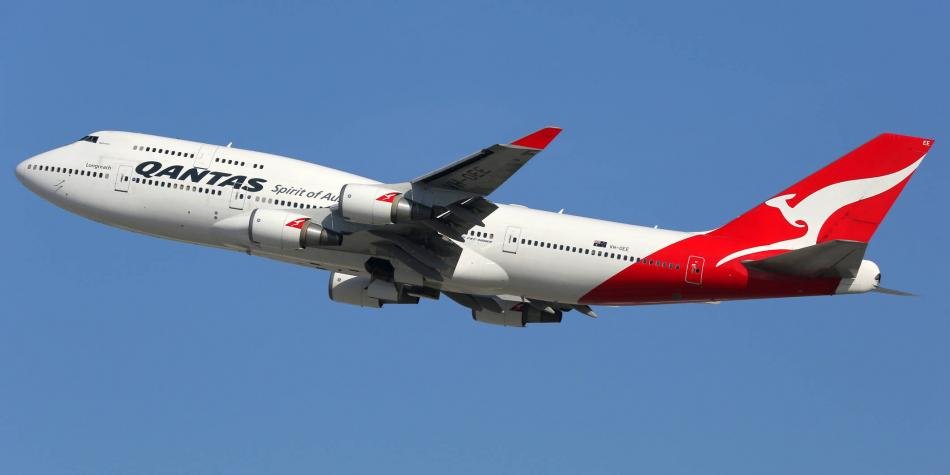 Qantas el vuelo más largo del mundo
