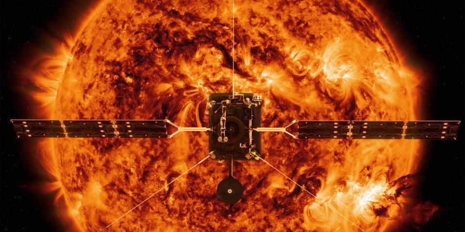 La sonda Solar Orbiter está lista para viajar al Sol