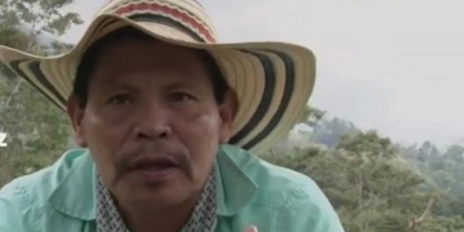 Resultado de imagen para Constantino Ramírez Bedoya, líder indígena