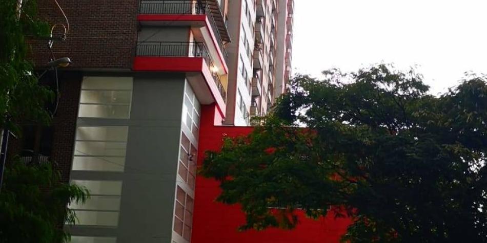 Evacuan edificio en Medellín de manera preventiva por tema estructural