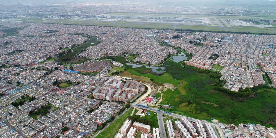 Bogotá, en el primer lugar de Índice de Ciudades Modernas del país
