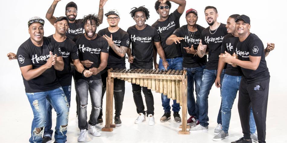 Interrumpen concierto de Herencia de Timbiquí en Medellín