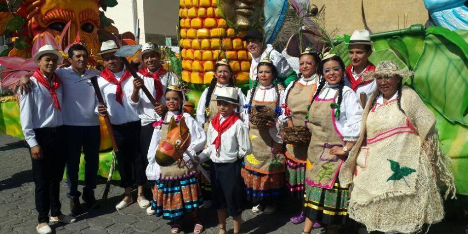 Todo listo para el festival de la luna, la leyenda y el maíz en Chía