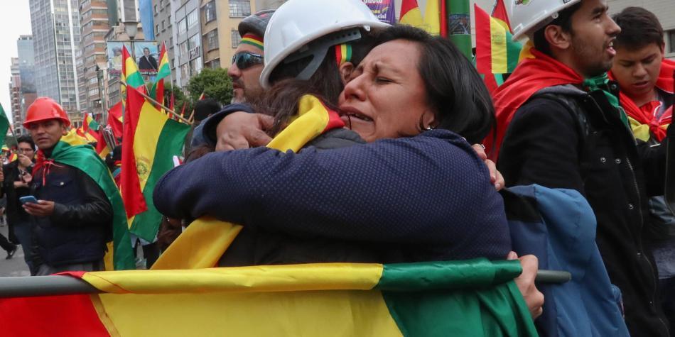 Bolivia se dispone a llenar el vacío de poder dejado por Morales