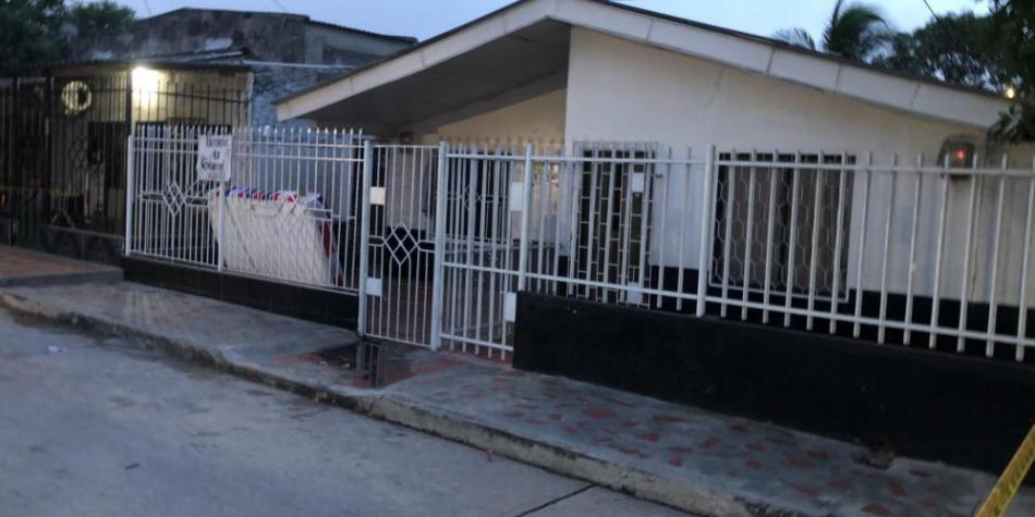 Dolor en Barranquilla por muerte de dos hermanas durante incendio