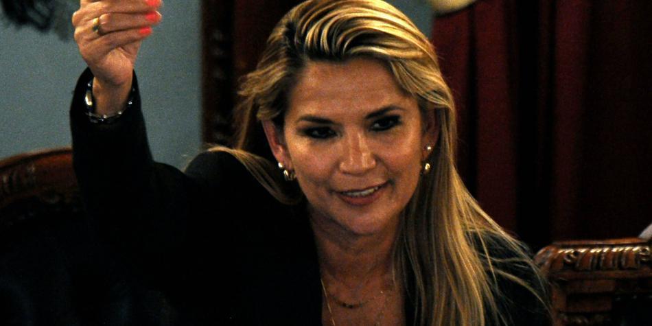 ¿Quién es Jeanine Áñez, la nueva presidenta interina de Bolivia?