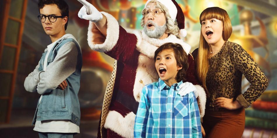 Misi y su viaje fantástico y musical por el mundo de Papá Noel