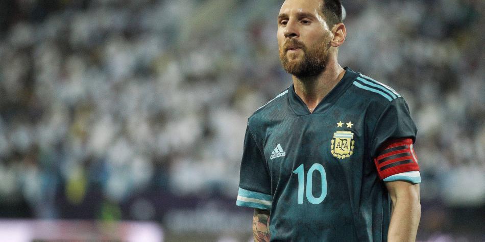 ¡Pelea de titanes! Messi y Tite se mandaron a callar