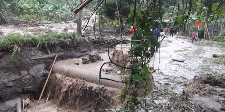 Encuentran muerto al niño de dos años que arrastró creciente en Cauca