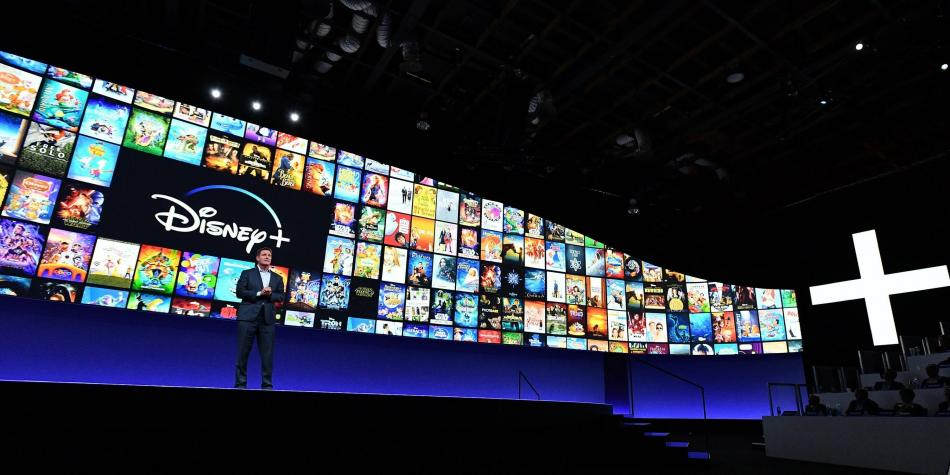 Disney enciende la competencia mundial por el 'streaming'
