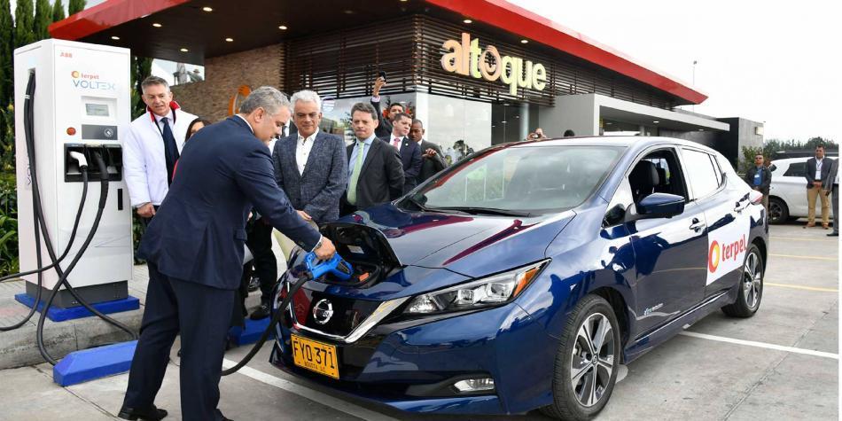 600.000 vehículos eléctricos, la meta del Gobierno para el 2030