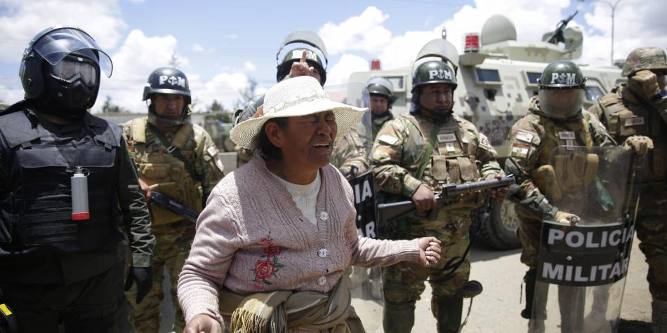 Nuevas protestas en Bolivia dejan tres muertos y 30 heridos