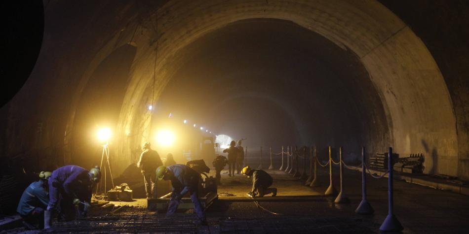 Cierre nocturno por 6 meses en vía a La Línea por terminación de túnel