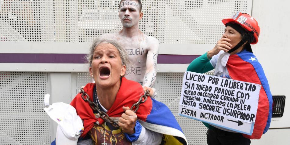 EE. UU. aceptaría transición en Venezuela que incluya a chavistas