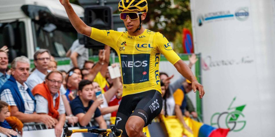 La Vuelta a Suiza 2020, otro título que no defenderá Egan Bernal