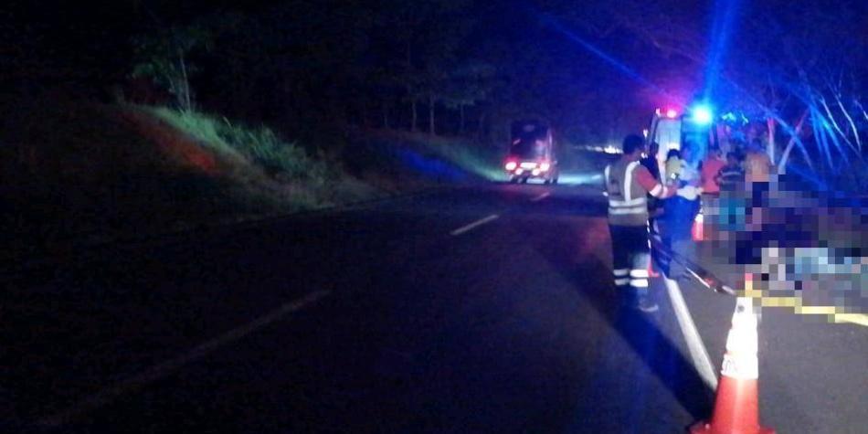 Accidentes dejan tres personas muertas en vías del Tolima