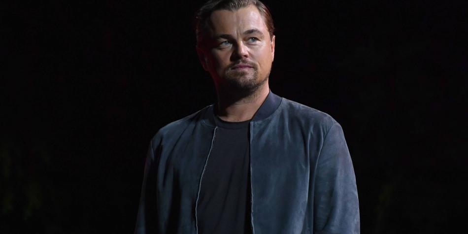 Leonardo DiCaprio responde a señalamientos del presidente de Brasil