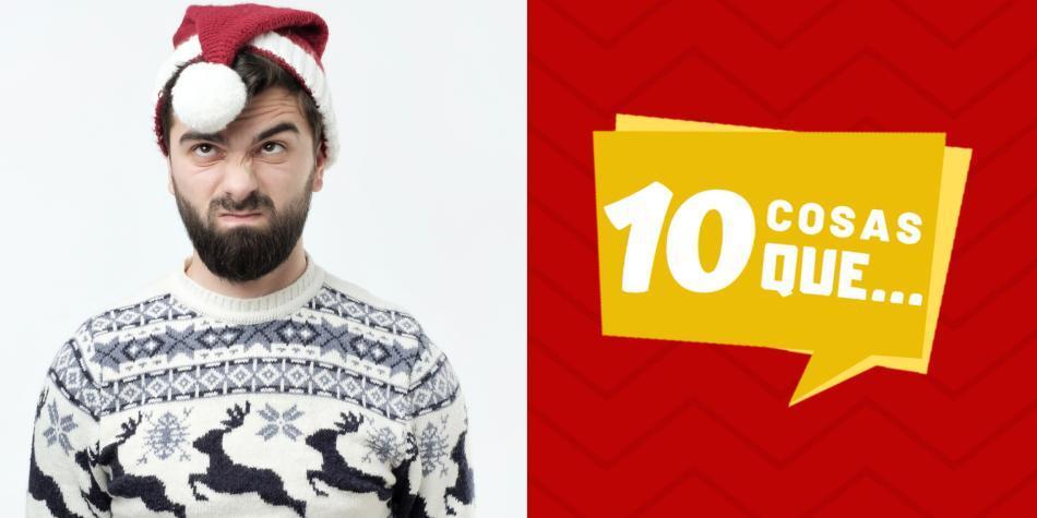 ¡No sea grinch! 10 consejos de los psicólogos para no odiar la Navidad