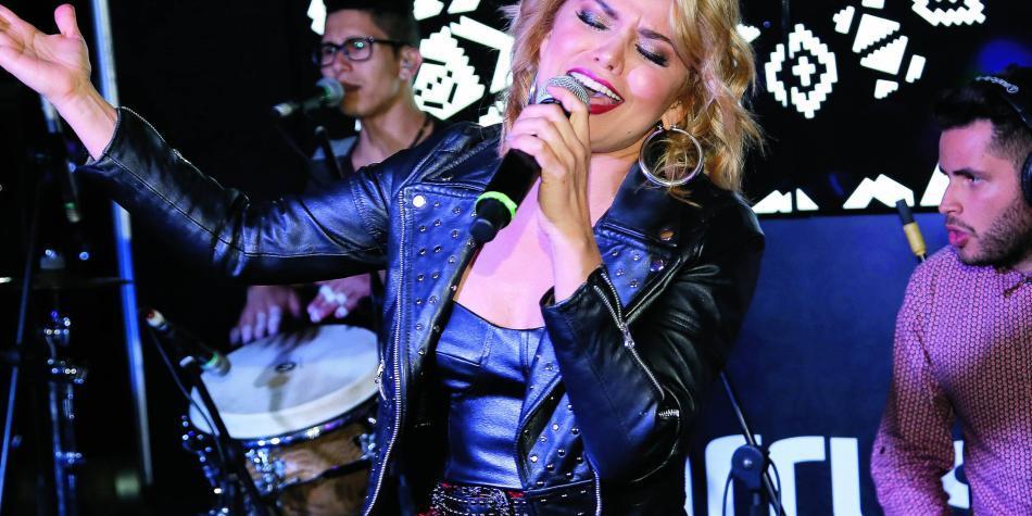 Una noche con sabor a música colombiana